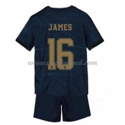 Voetbaltenue Kind Real Madrid 2019-20 James Rodriguez 16 Uitshirt