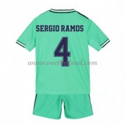 Voetbaltenue Kind Real Madrid 2019-20 Sergio Ramos 4 Third Shirt