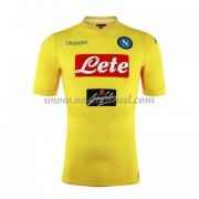 Voetbalshirts Clubs SSC Napoli 2017-18 Uitshirt..
