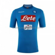 Voetbalshirts Clubs SSC Napoli 2017-18 Thuisshirt..