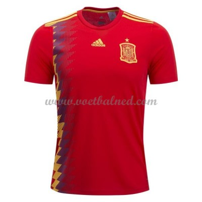 Voetbalshirts Spanje WK 2018 Thuisshirt