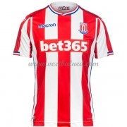 Voetbalshirts Clubs Stoke City 2017-18 Thuisshirt..
