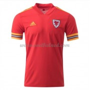 Goedkope Voetbaltenue Wales 2020 Thuisshirt