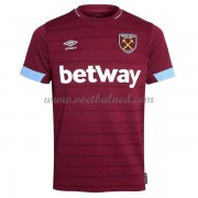 Voetbalshirts Clubs West Ham United 2018-19 Thuisshirt..
