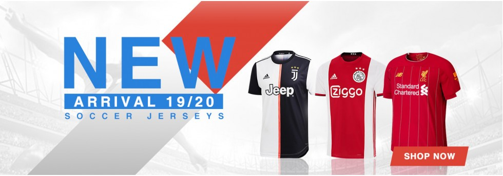 voetbalshirts clubs