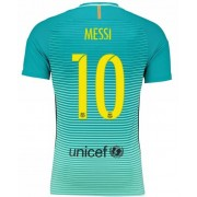 Voetbalshirts Clubs Barcelona 2016-17 Messi 10 Third Shirt..